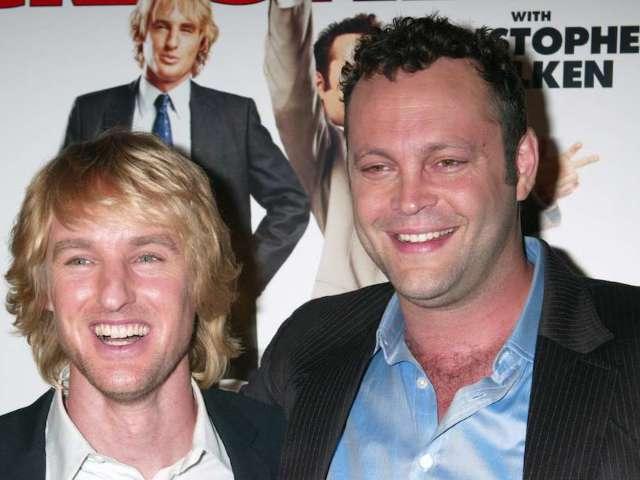 'Wedding Crashers' Sequel in the Works, Vince Vaughn and Owen Wilson to Return