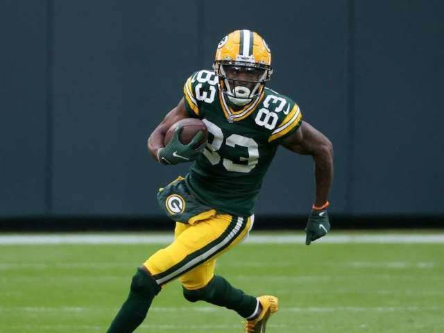 Packers' Marquez Valdes-Scantling Receives Death Threats Following Team's Loss to Colts