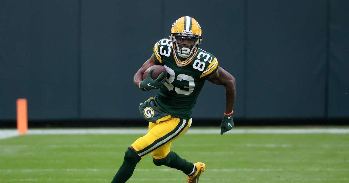 Packers Marquez Valdes Scantling death threats loss Colts