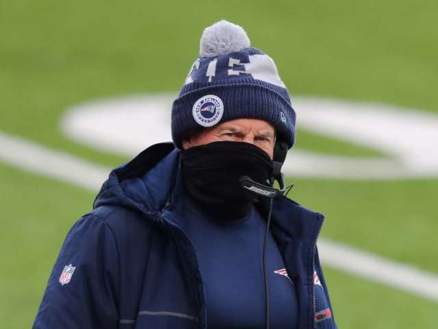 Patriots Coach Bill Belichick Reveals Why He Doesn't Like Coffee