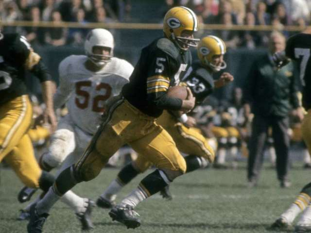 Paul Hornung, Green Bay Packers Legend, Dead at 84