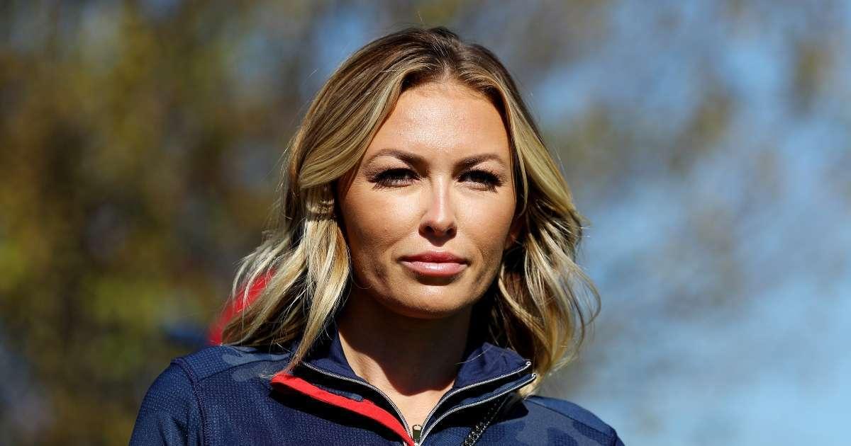 Paulina Gretzky return Instagram photo