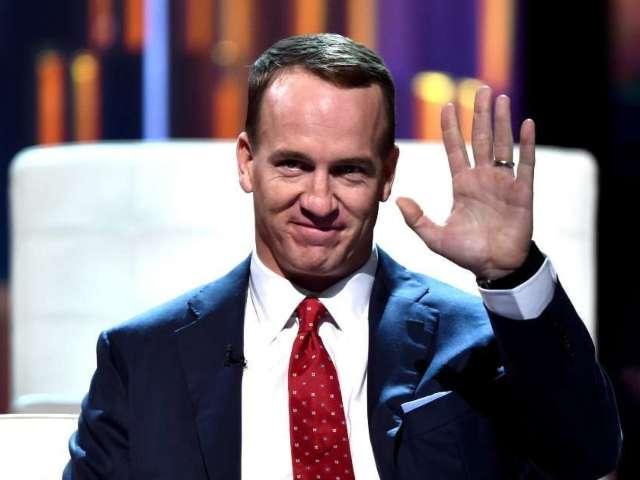 Peyton Manning Hosting 'College Bowl' Reboot on NBC