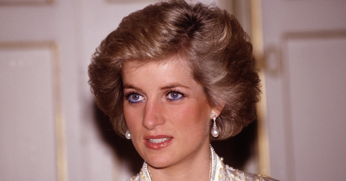 princess diana getty images