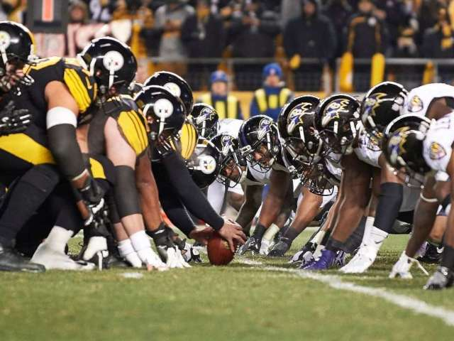 Ravens-Steelers Game Moved From Thanksgiving to Sunday Due to COVID-19 Concerns