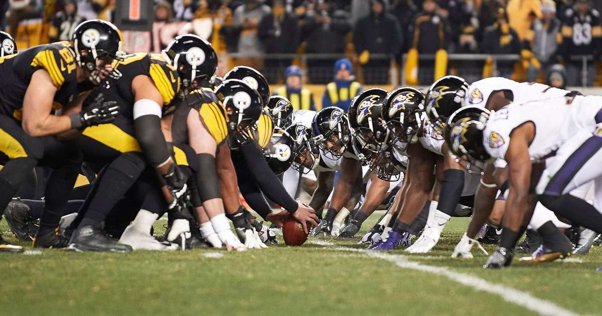 Ravens-Steelers game moved from Thanksgiving Sunday COVID-19 concerns