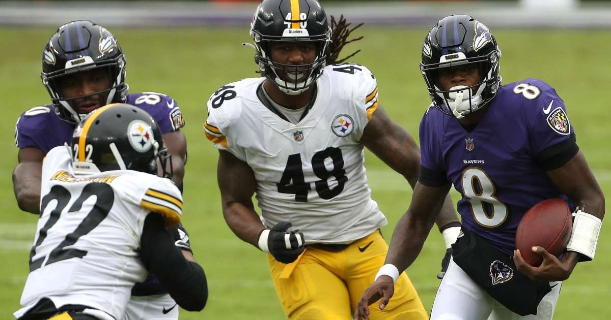 Ravens Steelers game postponed again will play Tuesday night