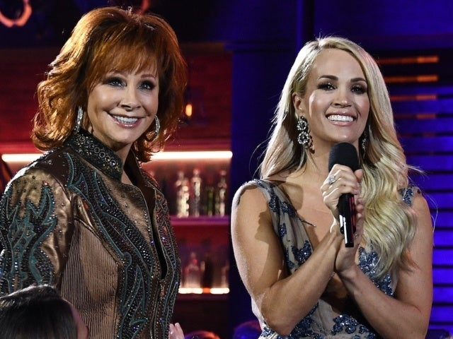 Reba McEntire and Carrie Underwood Are Working on a 'Secret Project'