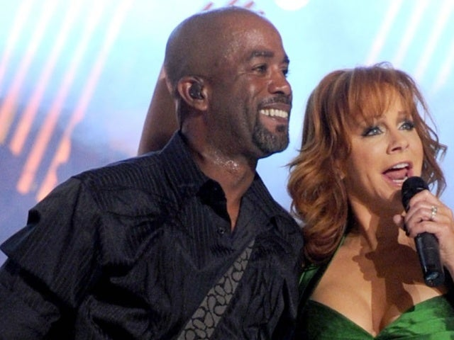 CMA Awards Viewers Weigh in on Reba McEntire and Darius Rucker's Hosting Skills