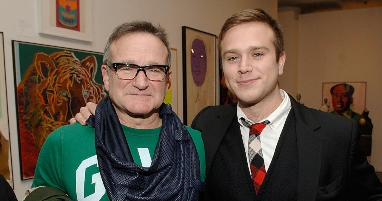 Robin Williams' Son Zak and Wife Olivia June Welcome Baby Girl.jpg