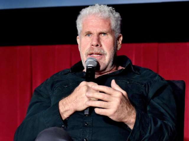 'Sons of Anarchy' Alum Ron Perlman Calls Donald Trump a 'Narcissistic Murderer' Ahead of Election Tuesday