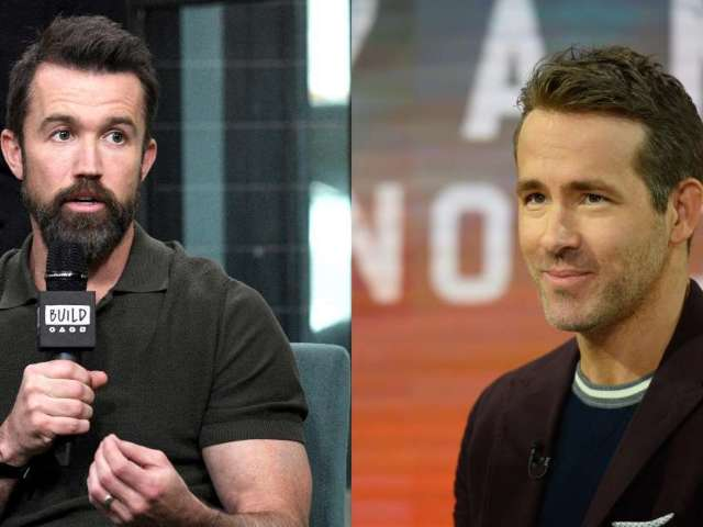 Ryan Reynolds and Rob McElhenney Taking Over Welsh Football Club