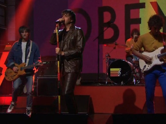 'SNL' Musical Guest The Strokes Light up Social Media With 'The Adults Are Talking' Performance