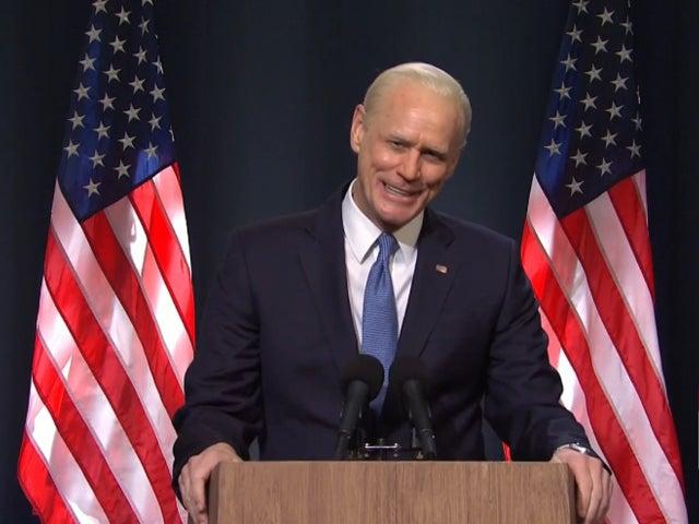 'SNL' Celebrates Joe Biden and Kamala Harris' 2020 Victory in Post-Election Cold Open