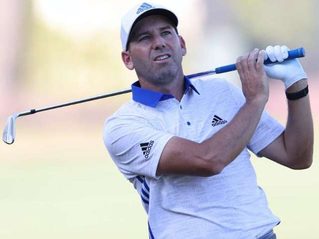 Sergio Garcia Tests Positive for COVID-19, Withdraws From 2020 Masters