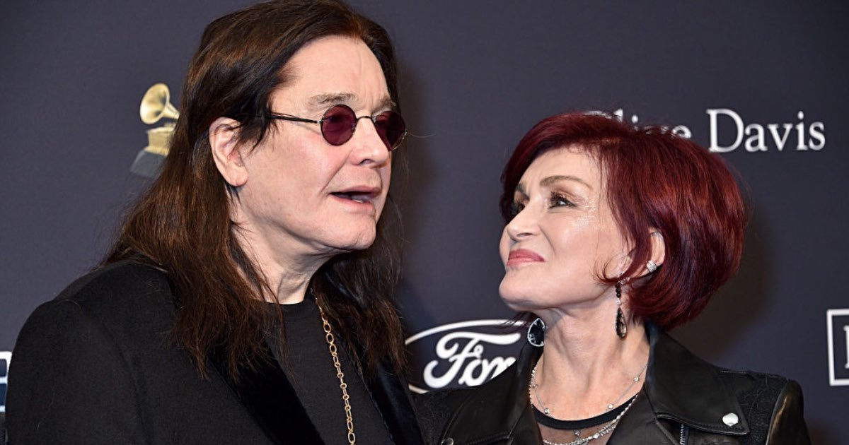 Sharon and Ozzy-2