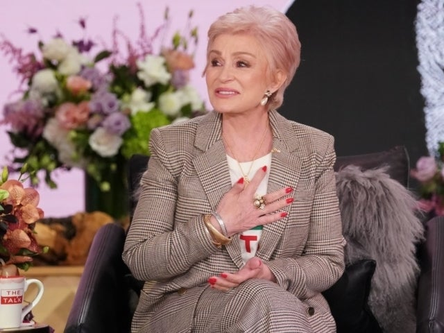 'The Talk': Sharon Osbourne Compares Johnny Depp and Amber Heard's 'Volatile' Marriage to Hers With Ozzy