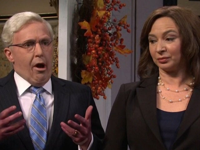 'SNL' Takes Jabs at Mitch McConnell Amid Rumored Health Issues in Cold Open With Jim Carrey, Maya Rudolph