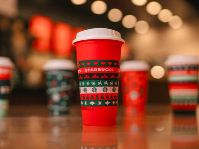 Starbucks Offers Free Collectible Holiday Red Cups to Kickoff the Christmas Season