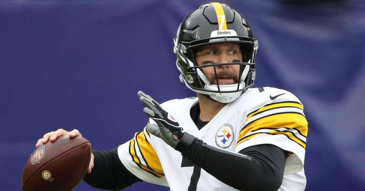 Steelers Ben Roethlisberger COVID-19 list