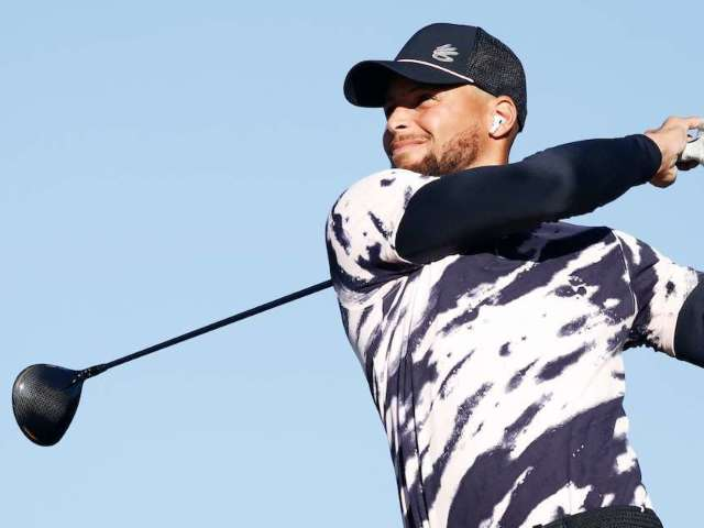 Steph Curry Reveals Key Golf Lessons During 'The Match 3'