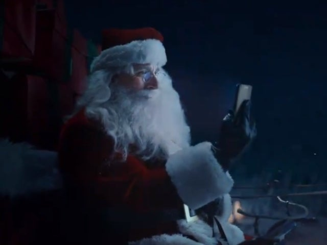 Steve Carell as Santa Claus Is Making Twitter Emotional in New Xfinity Commercial