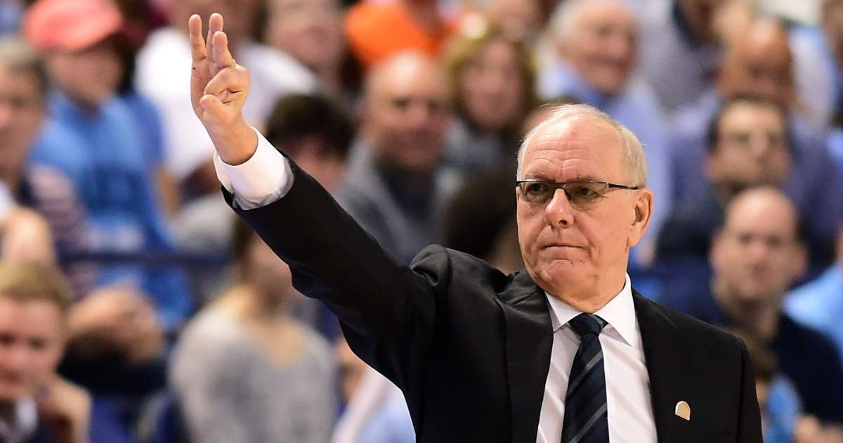 Syracuse men's basketball coach Jim Boeheim tests positive COVID-19