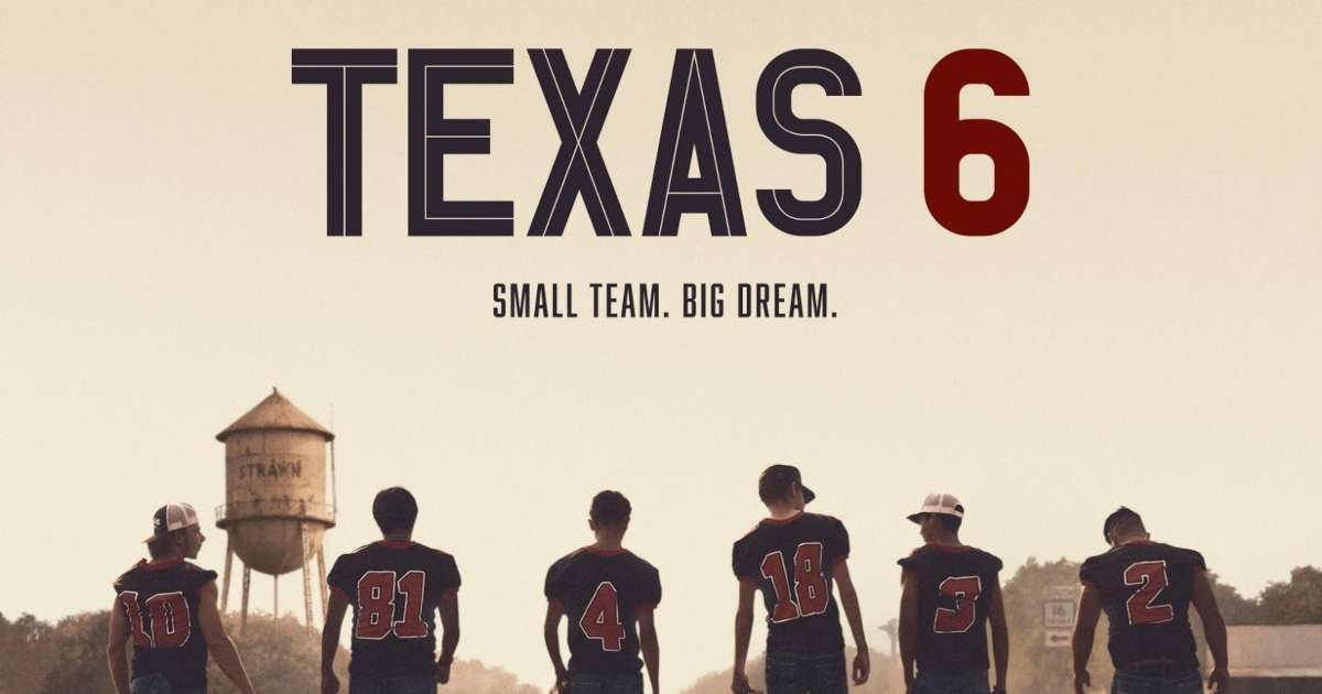 Texas 6 CBS All Access streaming (1)