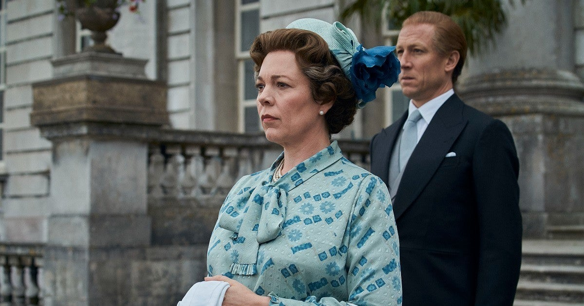 the-crown-queen-olivia-coleman-netflix