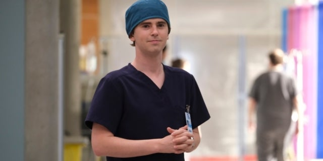 the good doctor frontline abc