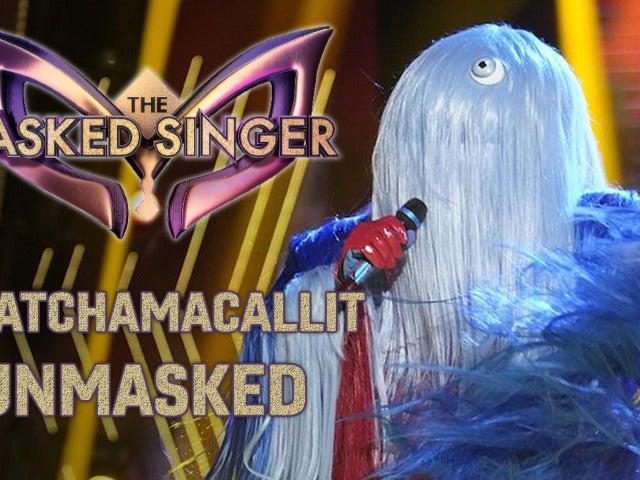 The Masked Singer Season 4, Episode 8 - Whatchamacallit Unmasked