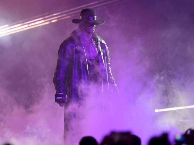 Watch Undertaker Take on the 'Hot Ones' Wing Challenge