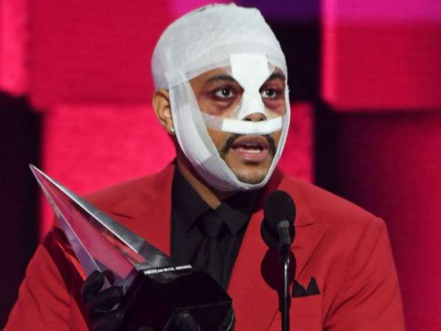 AMAs 2020: The Weeknd's Bloody, Bandaged Appearance Lights up Social Media Again