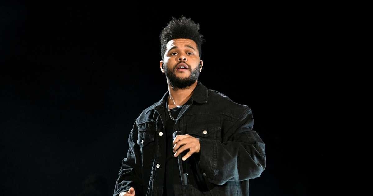 The Weeknd selected headline Halftime Show Super Bowl LV fans rejoice