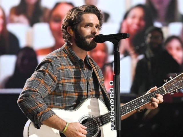 Listen to Thomas Rhett's New Single 'What's Your Country Song'