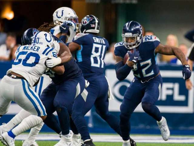 'Thursday Night Football': How to Watch Colts vs. Titans