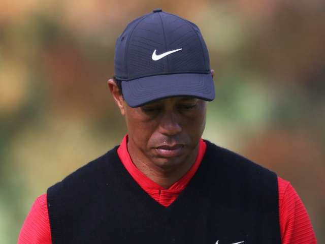 The Masters: Tiger Woods Botches Hole 12, Goes in Water 3 Times