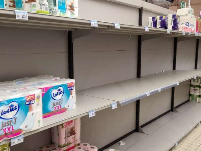 Why Toilet Paper Shortage Could Be on the Horizon