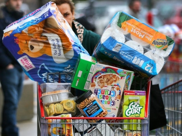 Toilet Paper and Cleaning Supply Shortages Return to Walmart Amid COIVD-19 Spike