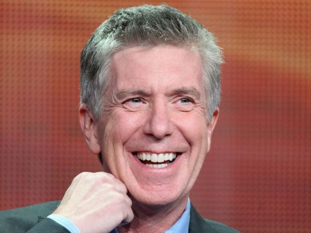 'Dancing With the Stars': Tom Bergeron Reunites With Season 18's Danica McKellar