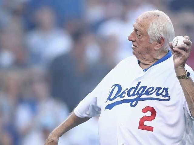 Tommy Lasorda Hospitalized: Dodgers Legend Reportedly in ICU With Heart Issues