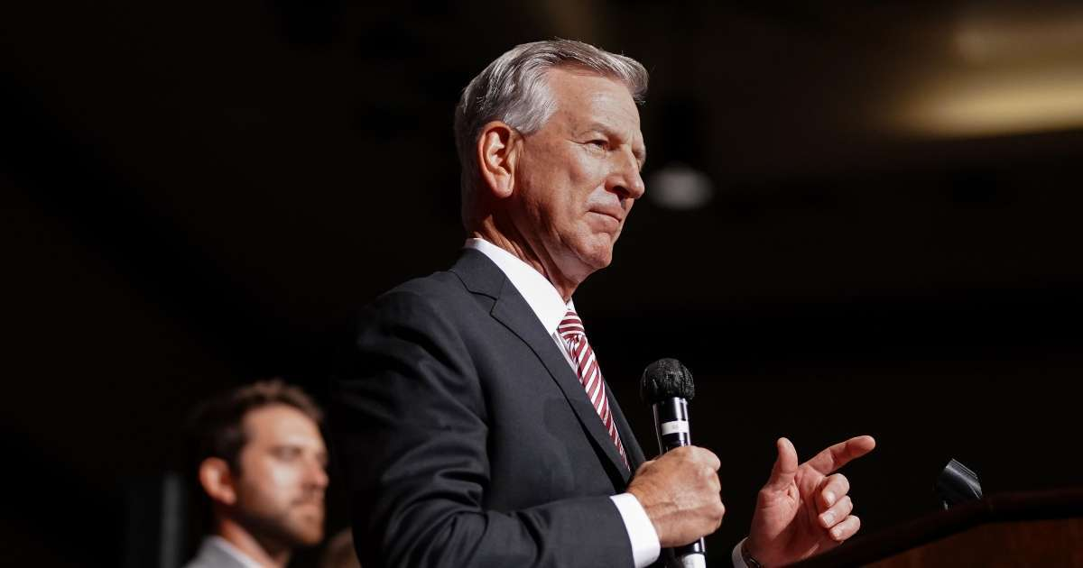 Tommy Tuberville former Auburn football coach Alabama senate seat