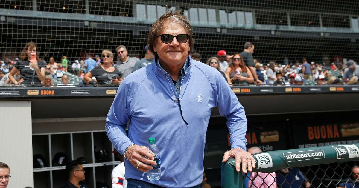 Tony La Russa Chicago White Sox manager charged DUI