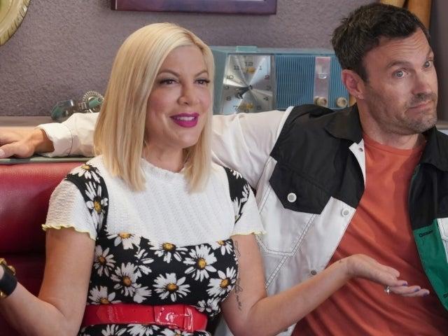 Tori Spelling Defends Brian Austin Green Amid Megan Fox Feud