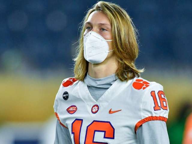 Trevor Lawrence Undergoes Successful Shoulder Surgery Ahead of NFL Draft