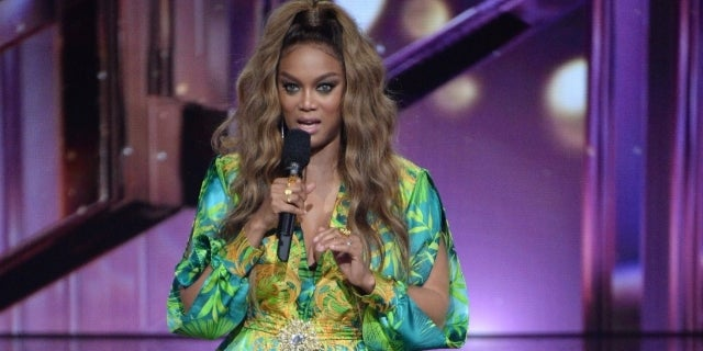tyra banks dwts abc getty images