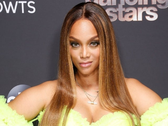 'Dancing With the Stars' Fans Weigh in on Tyra Banks' Jennifer Lopez-Inspired Dress and 'Catwalk' Entrance