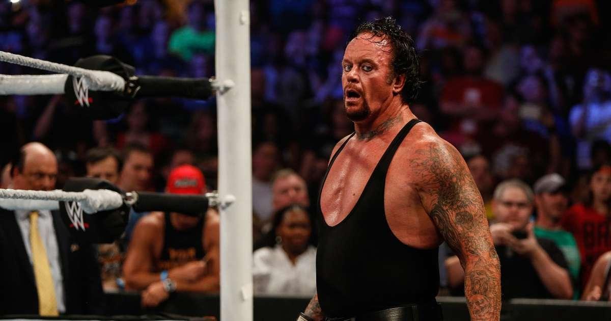 Undertaker Chris Jericho donations Donald Trump Campaign