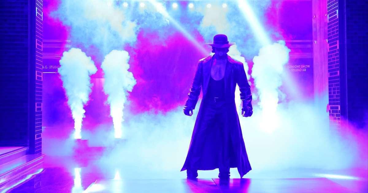 Undertaker WWE sendoff sparks coronavirus concerns