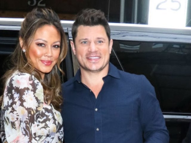 Vanessa Lachey and Husband Nick Lachey Find 'a Lot of Silver Linings' This Year to Teach Their Children (Exclusive)
